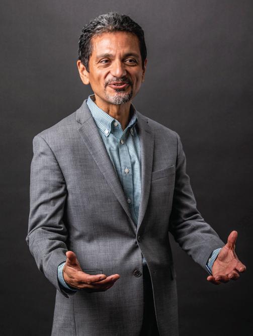 Antonio Farias - UF Chief Diversity Officer