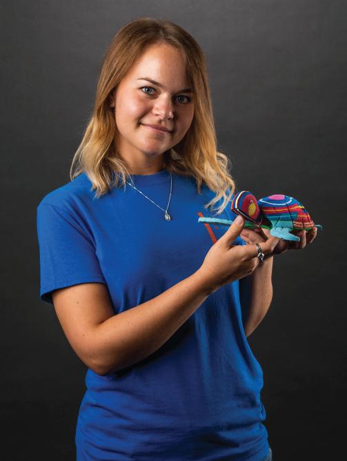 Bristol Rigby - Undergraduate Student