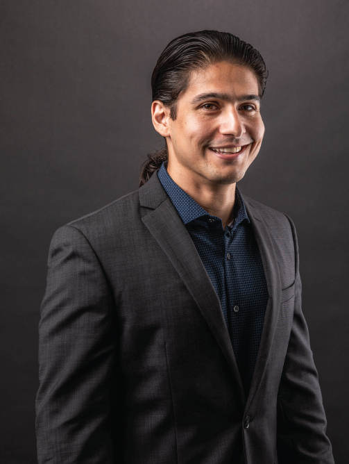 Luis M Castillo - Undergraduate Student
