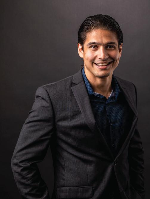 Luis M Castillo - Business Administration Major