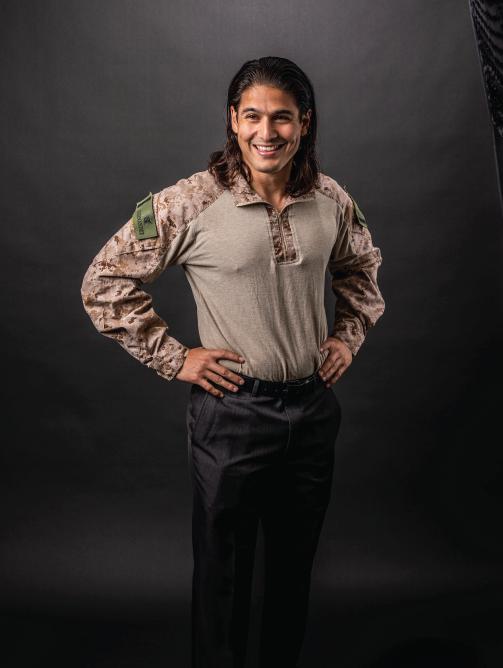 Luis M. Castillo - Rifleman