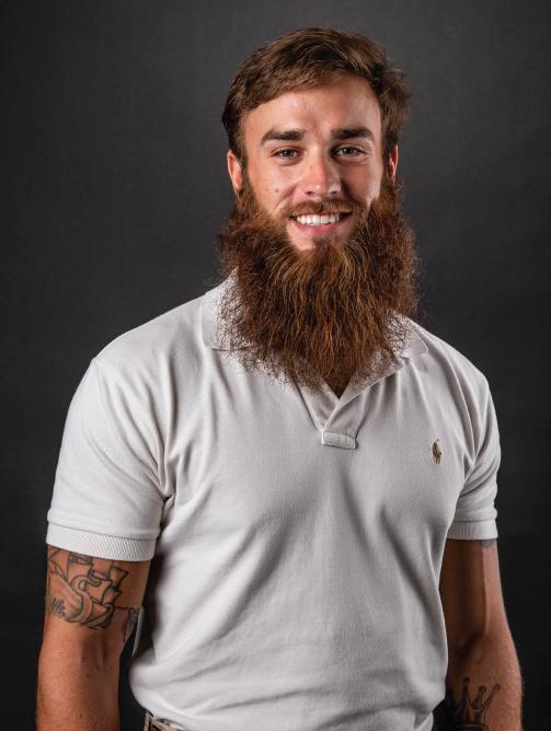 Garrett Griffith - Undergraduate Student
