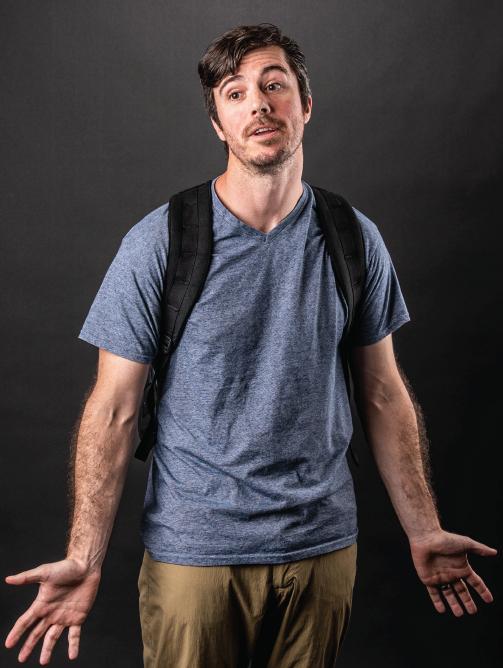 Garrett Noonan - Undergraduate Student