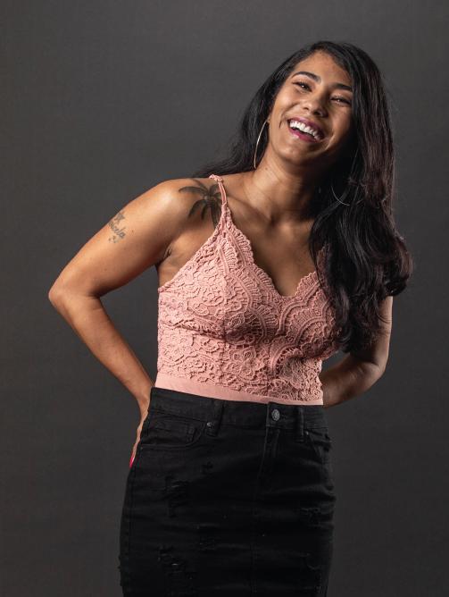 Maria Becerra - Undergraduate Student