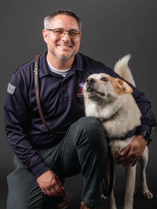Randy Dexter - Campus Director, K9s for Warriors Campus (Alachua, Florida)